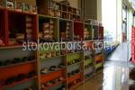 изработване на стелаж за детски обувки