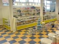 Обзавеждане на магазини за строителството